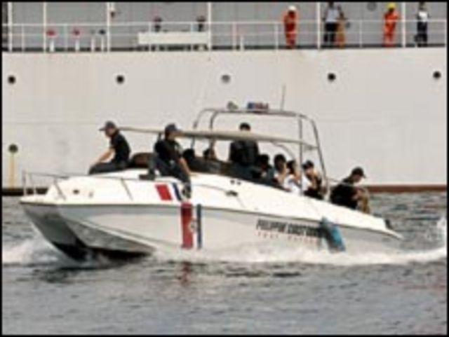 جهود مكافحة القرصنة على الشواطىء اليمنية