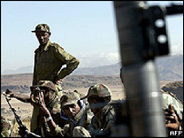 قوات في الصومال