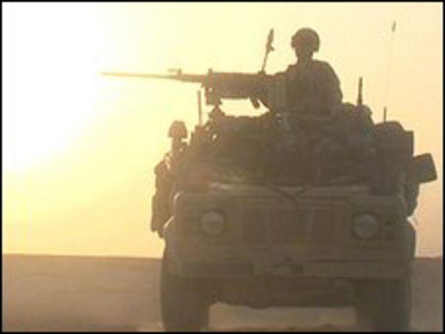جدل حول الوجود العسكري البريطانيا في أفغانستان