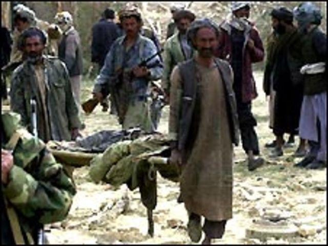 قتلى طالبان