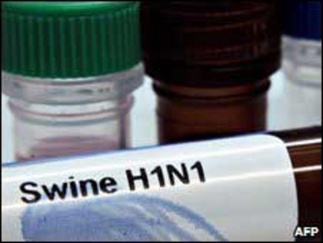 اختبارات على فيروس إتش 1 إن 1