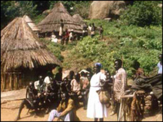أشخاص من افريقيا
