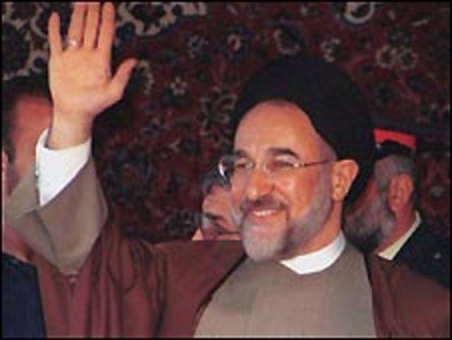 الرئيس خاتمي