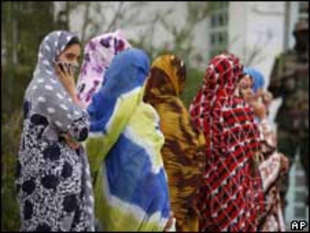 ناخبون موريتانيون
