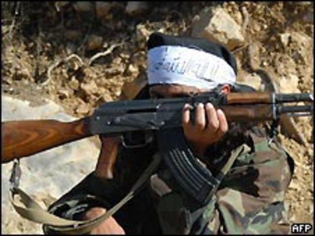 أحد مسلحي طالبان