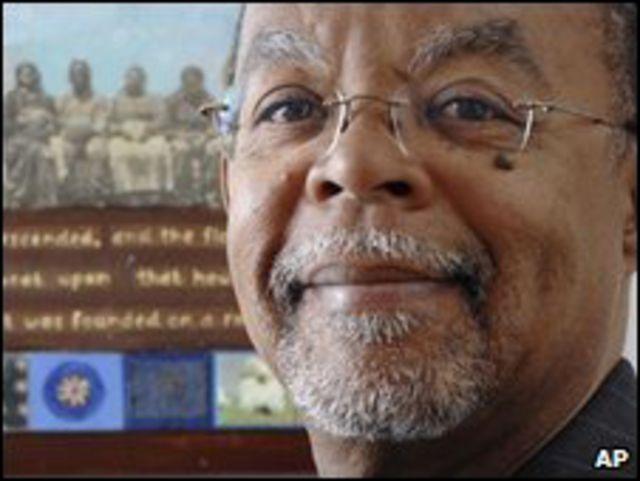 البروفيسور هنري  لويس جيتس، أستاذ التاريخ في جامعة هارفارد