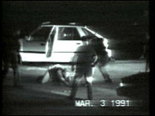 حادثة ضرب رودني كينج