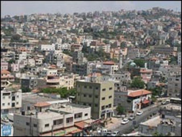 بلدة عربية اسرائيلية