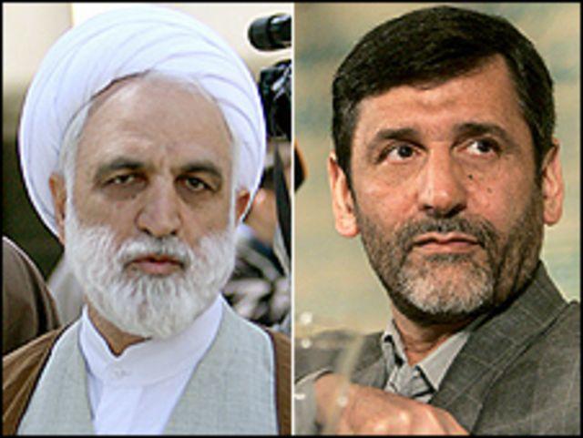 محمد حسین صفار هرندی و غلامحسین محسنی اژه ای از سوی محمود احمدی نژاد عزل شدند