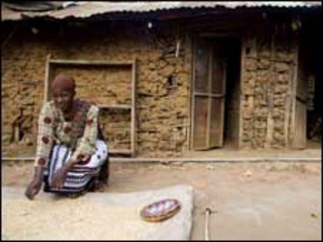 سكينة فانجافانجا من قرية داكاوا بتنزانيا