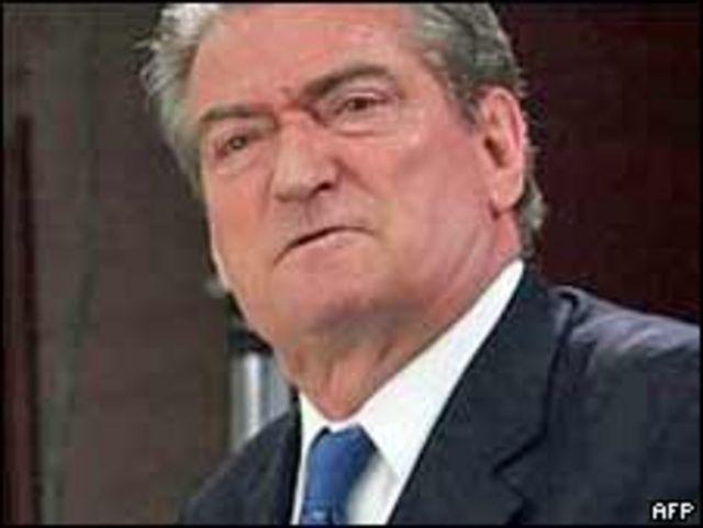 رئيس الحكومة الالباني صالح بريشا