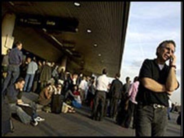 مطار نيويورك (ارشيف)