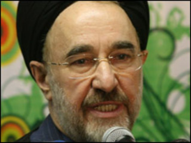 محمد خاتمي