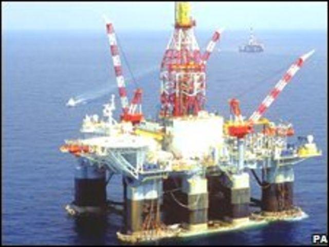 محطة تكرير النفط