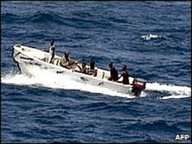 قراصنة صوماليون