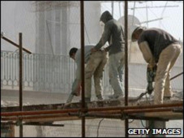 中國在非洲的建設項目越來越多