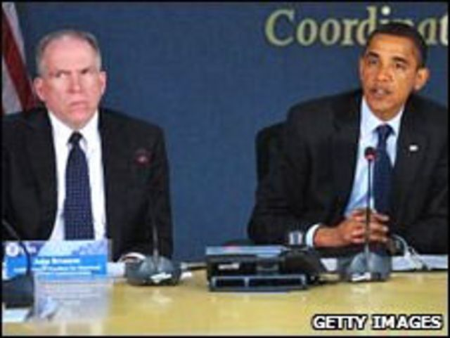 كبير مستشاري الإدارة الأمريكية لشؤون مكافحة الإرهاب، جون برينان