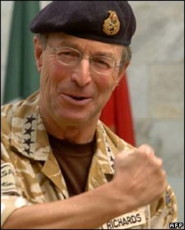 الجنرال ريتشاردز