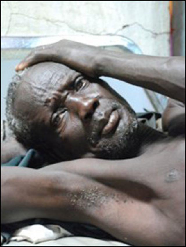 رجل سوداني