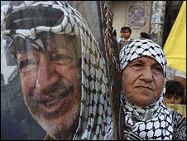 امراة فلسطينية