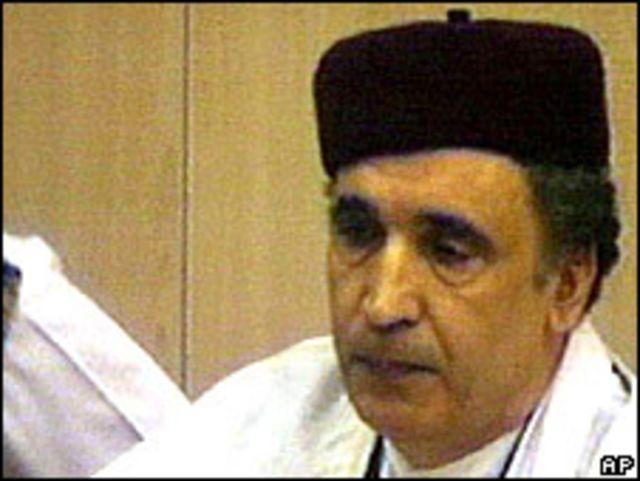 عبد الباسط علي المقرحي