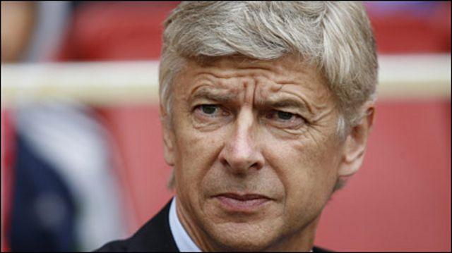Bos Arsenal Arsene Wenger, salah satu pelatih d iLiga Champions