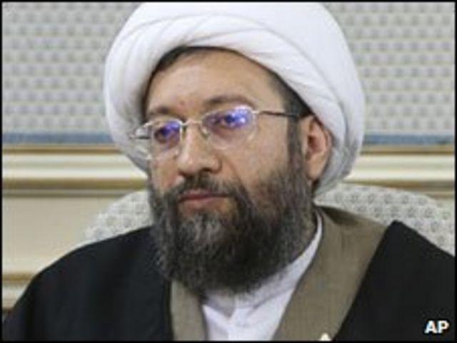 صادق اردشیر لاریجانی