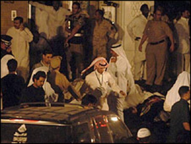 حادث بالكويت