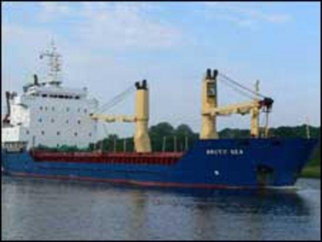 السفينة اركتيك سي (ارشيف)