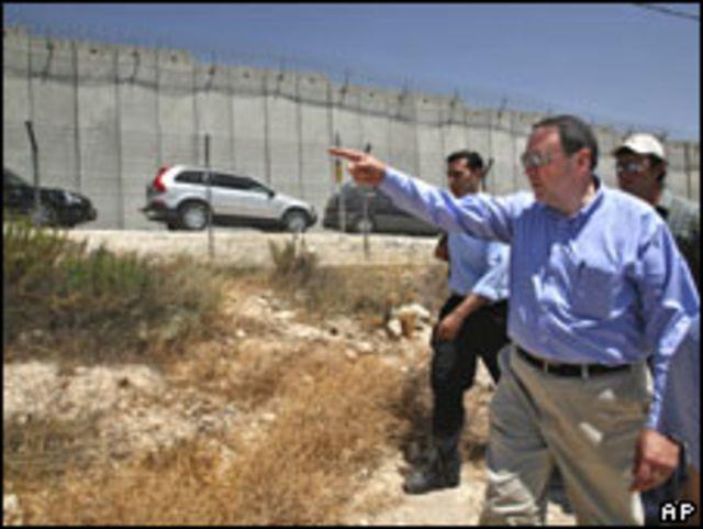 هكبي في أبو ديس قرب القدس (17/08/09)
