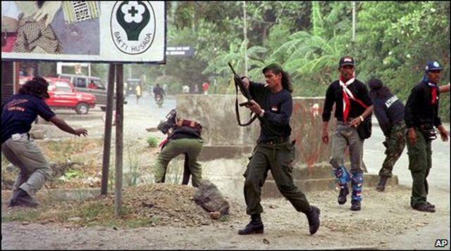 لم تثمر محاولات الحكومتين الاندونيسية والتيمورية لانصاف الضحايا