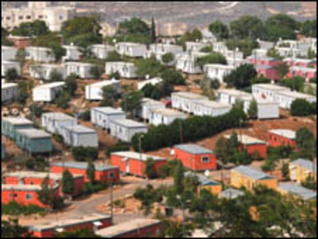 مستوطنة في الضفة الغربية