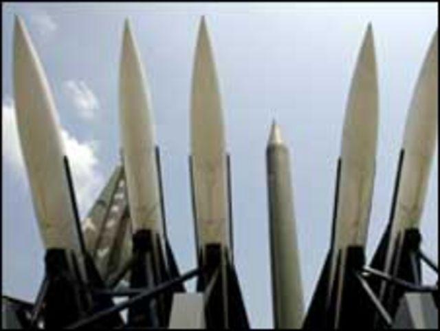 صواريخ كورية