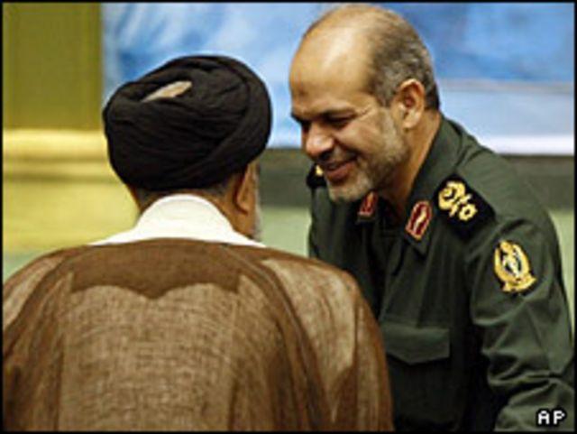احمد وحیدی فرد، فرد پیشنهاد شده به عنوان وزیر دفاع، از سوی پلیس بین الملل تحت تعقیب قرار دارد