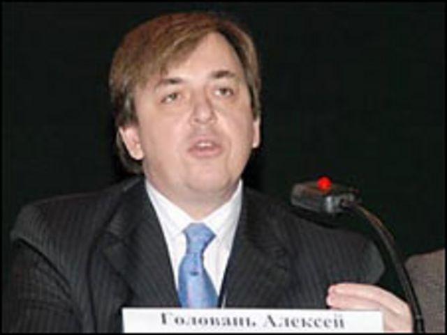 Алексей Головань (фото с сайта уполномоченного по правам ребенка в Москве)