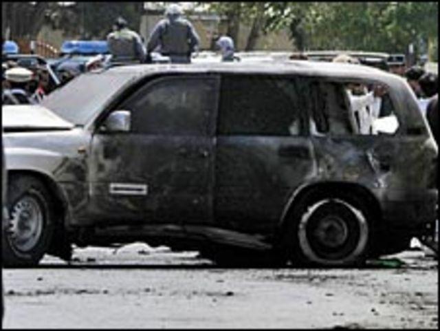 هجوم لطالبان