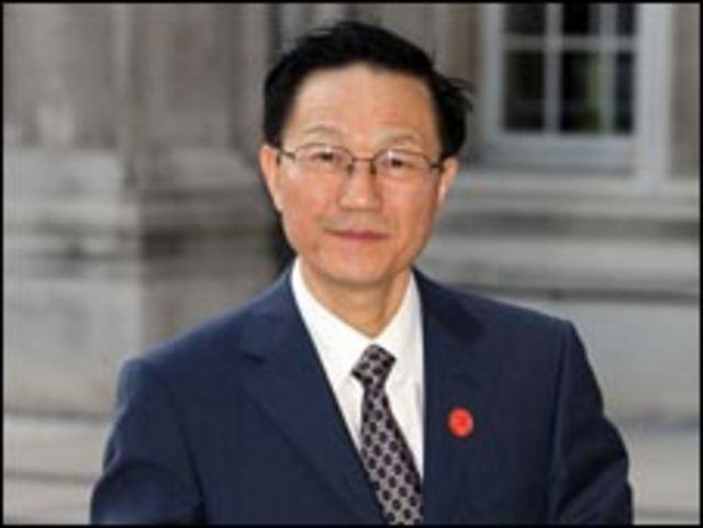 وزير المالية الصيني