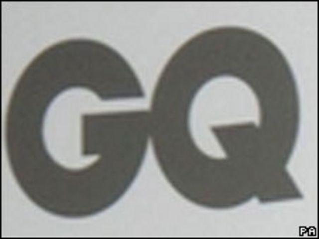 "Логотип журнала ""GQ"""