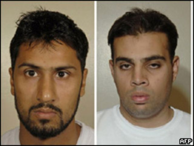 Abdulla Ahmed Ali y Tanvir Hussain