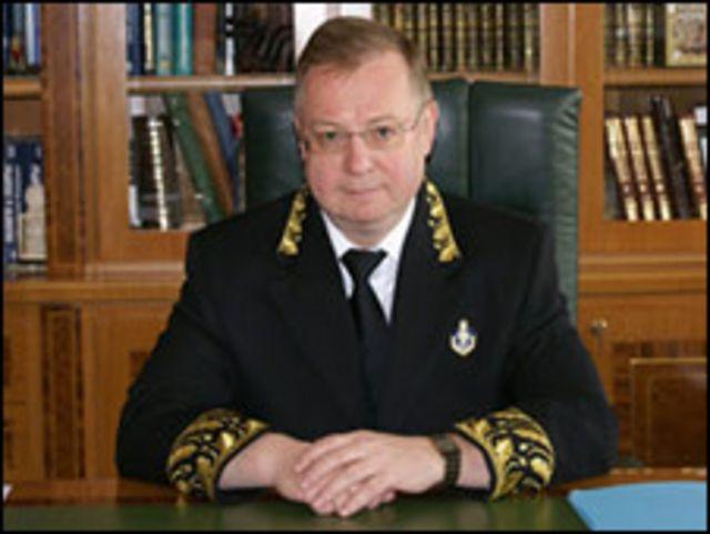 Сергей Степашин (фото с официального сайта Счетной палаты)