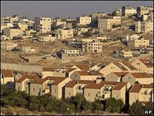 Asentamientos judíos en el este de Jerusalén