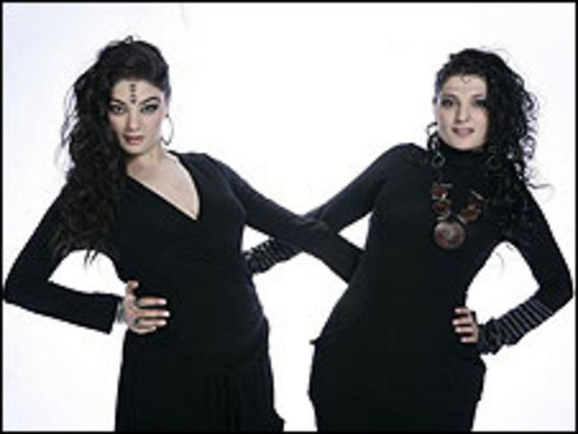 Армянский дуэт Инги и Ануш