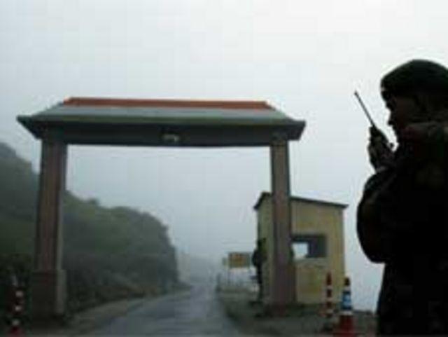 Biên giới Ấn Độ với Trung Quốc