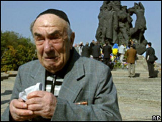 Мемориал в Бабьем Яру