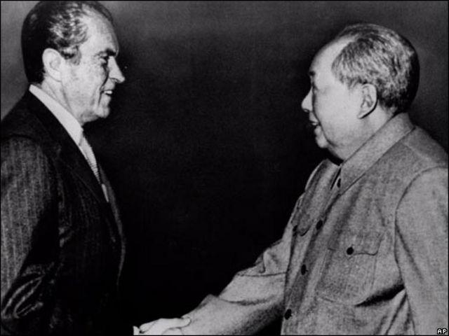 Cuộc gặp Nixon - Mao năm 1972 quyết định cả chiến tranh Việt Nam