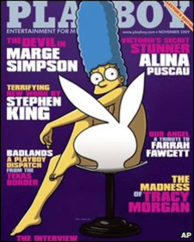Parodias porno de dibujos La Version Porno De Los Simpsons Bbc News Mundo