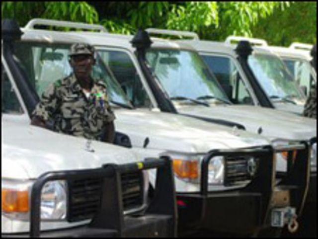 سيارات عسكرية