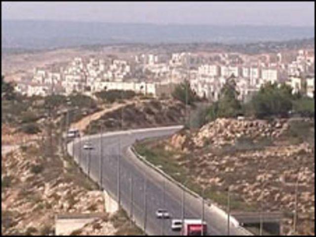 مستوطنة يهودية في القدس