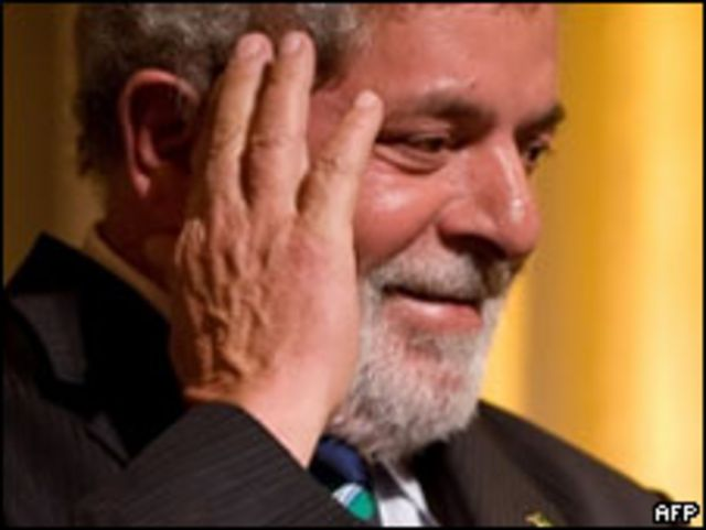Инасио Лула да Силва