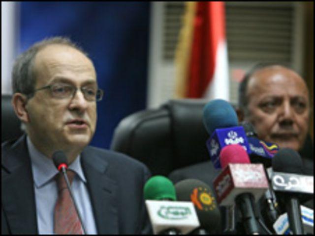 آد ميلكرت ممثل الأمم المتحدة في العراق